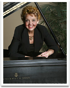 Linda McKechnie | Pianist & Song Composer - Charlotte NC