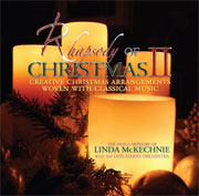 Rhapsody of Christmas II | The artistry of Linda McKechnie with the Don Marsh orchestra