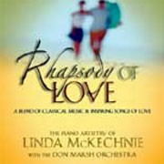 Piano/Organ with opt C inst and vocal - Rhapsody of Love - Love Divine
