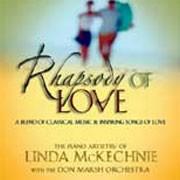 Piano/Treble and vocal - Rhapsody of Love - Love Divine