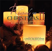 piano and treble instrument-Rhapsody of Christmas ii-Love Came Down at Christmas with Berceuse by Faure