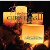 duo keyboard-Rhapsody of Christmas II-How Far is it to Bethlehem with Jesus, Joy by Bach