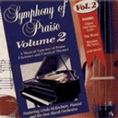Piano/String Quartet - Symphony of Praise II - I Will Sing of the Mercies of the Lord